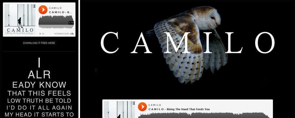 camilo-sample