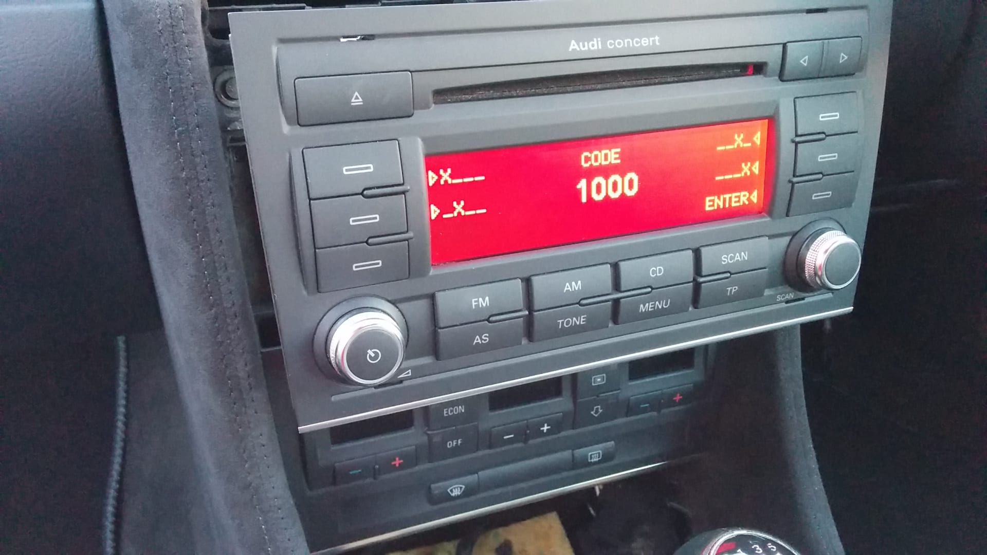 The Audi Android Bluetooth Ipod Dock Oem Radio Fiasco