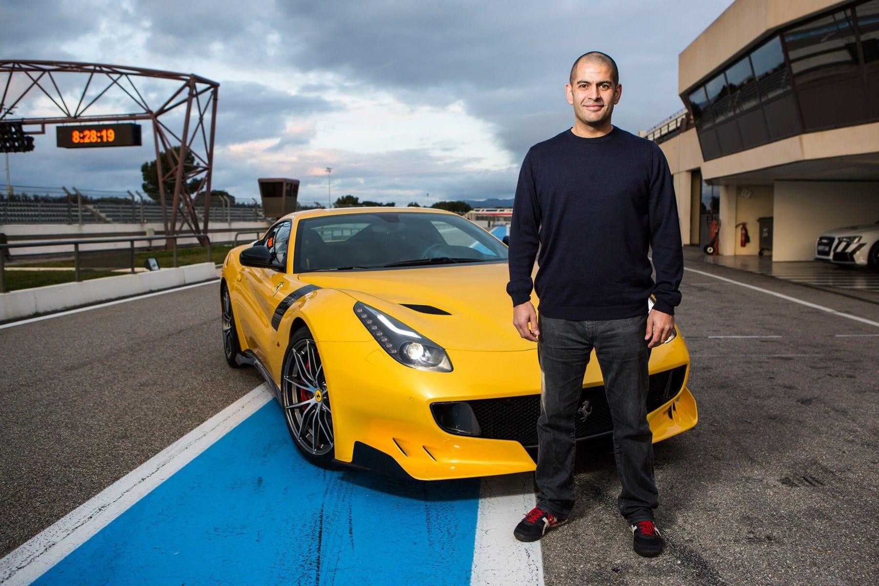 Chris Harris Saviour of new Top Gear